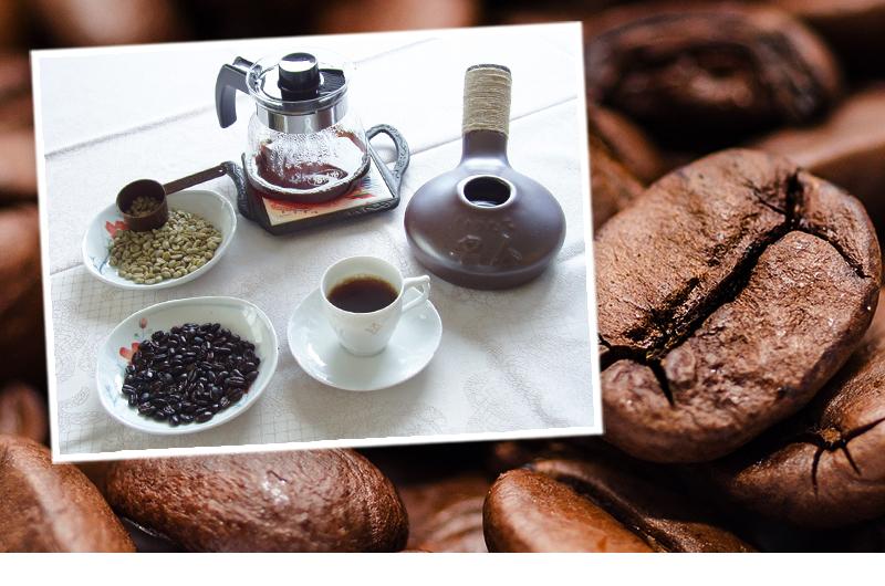 簡単、楽しい、美味しい!焙りたてコーヒー講座が新開設!!