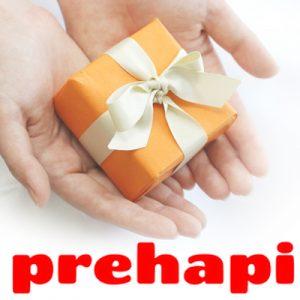 心から喜ばれるプレゼントを『prehapi』