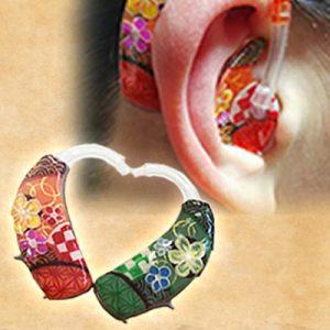 「見せて魅せる」新時代の始まり♡補聴器用アクセサリーが誕生